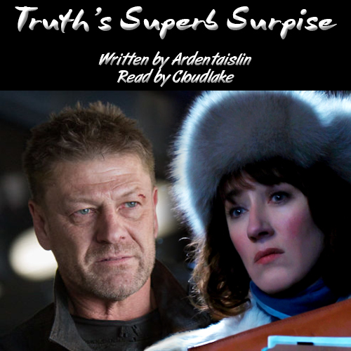 Truth's Superb Surprise - a Jupiter Ascending fanfic cover art