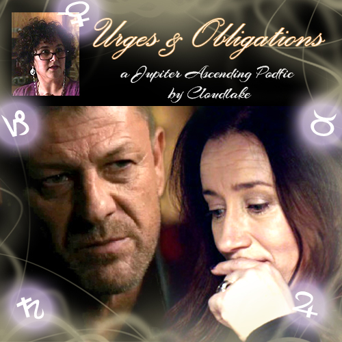 Urges and Obligations - a Jupiter Ascending fanfic cover art