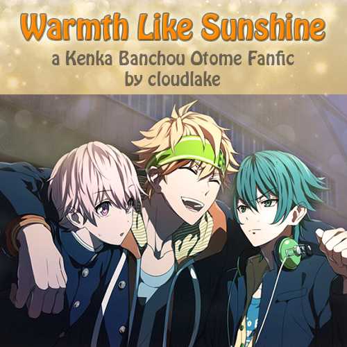 Warmth Like Sunshine - cover art