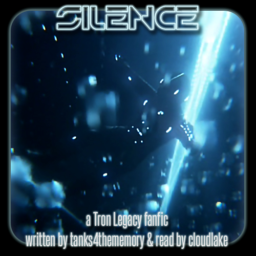 Silence - a Tron fanfic cover art